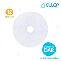 Prefiltros Purificador De Agua Ellen Mp80 (12 Unidades)