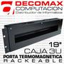 Caja Porta Termomagnetica Ar-9700 3u 19pulg Rackeable Fact-a