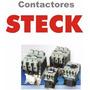 Contactor Tripolar Steck 9 Amper Bobina 220v