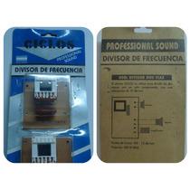 Divisor De Frecuencia 2 Vias Ciclos X Unidad Audiomasmusica