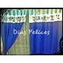 Cortinas Infantiles Personalizadas.violeta,disney,one Direcc