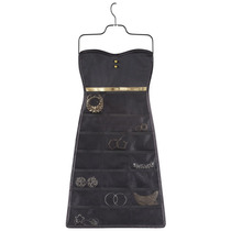 Vestido Alhajero Bow Black Gold Dress Dormitorio Morph