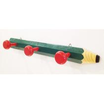 Perchero Pencil Lapiz De Pared **original** Niños Infantil