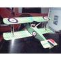 Aviones Antiguos De Papel Multicolores!!!