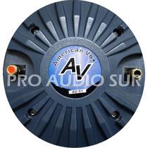 Driver American Vox 1 Av51 51mm 200watts 107db Titanio