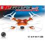 Drone Lishitoys 4ch Camara Hd En Vivo Cuadricoptero Fpv
