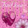 Kit Imprimible Find Love Impresionantes Elementos Y Papeles