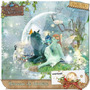 Kit Imprimible Luminaria Scrap Set Elementos + Papeles
