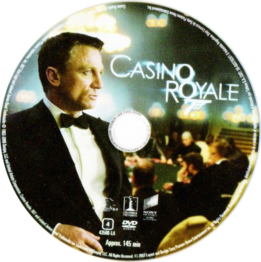 DVD обкладинки Казино Рояль НТВ казино Олімпія 06-10-2006