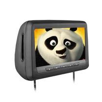 Apoyacabezas 10.1 Hd Tactil Caska Dvd Juegos Usb Sd Mircast