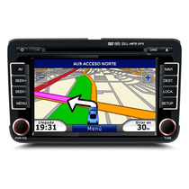 Stereo Gps Garmin Dvd Tv Ipod Usb Touch Vw Sharan Sonomax