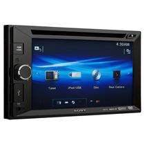 Estereo Dvd Sony Xav65 6.2 Tactil Bluetooth Usb Iphone 2 Din