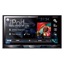 Stereo Doble Din Pioneer Avh X 5750tv Bluetooth Dvd Usb Aux