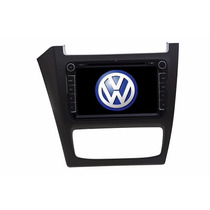 Stereo Dvd Multimedia Volkswagen Fox Suran Polo Gps Tv Cam