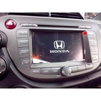 Stereo Honda Fit Gps Dvd Tv Bluetooth Ipod Sd Usb Sonomax