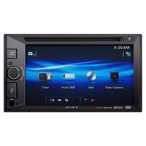 Estereo Dvd Sony Xav-68bt Usb Bt Pantalla Tactil 6.2 2 Din!!