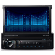 Stereo Cd Dvd Napoli 7998 Touchscreen 7 Bluetooth Usb Tv