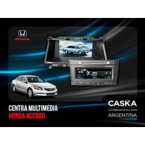 Estereo Honda Accord Caska Dvd Gps Ipod Mp3 Bluetooth