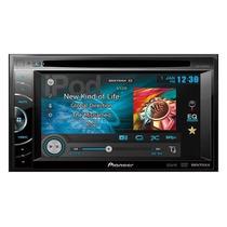 Auto Stereo Dvd Pioneer Doble Din Tactil Usb Tarjeta Mp3 Avh