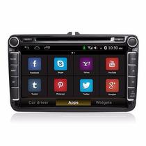 Estereo Pantalla Caska Volkswagen Vw Vento Android Gps Dvd