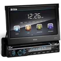 Stereo Boss 9986 Bi Dvd Bt Sd Usb 340 W Tactil Motorizada