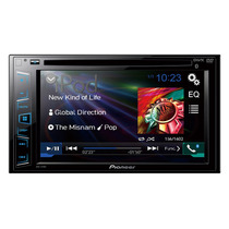 Stereo Pioneer Avh275bt Bluethoot Dvd 2 Din Envio Gratis