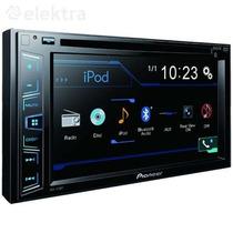 Stereo Pioneer Avh 275bt Dvd Bluetooth Doble Din Nuevo Gtía