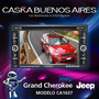 Estereo Jeep Grand Cherokee Caska Dvd Gps Ipod Mp3 Bluetooth