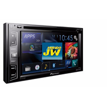 Pioneer Dvd 2750 Doble Din Bluetooth Usb Android Mixtrax Jw