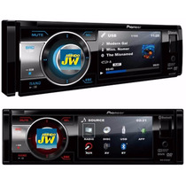 Pioneer Dvh 875 Av Bt Lcd 3.5 Dvd Usb Cd Mp3 Reemplaza 865 !