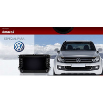 Stereo Multimedia Vw Amarok Excelente!! Dvd/gps/tvd/clima
