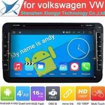 Central Multimedia Vw Vento Amarok Android Wifii Dvd Gps 8