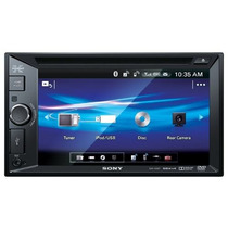 Estereo 2din Sony Xav68 6.2 Tactil Bluetooth Usb Dvd Mp3 5.1