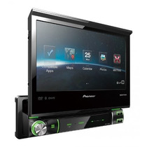 Estereo Dvd Pioneer Avh7550bt 7 Tactil Usb Bluetooth Iphone