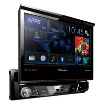 Estereo Dvd Pioneer Avh7750bt Bluetooth Iphone 2usb Apto Tv