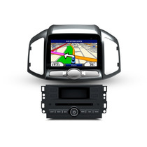 Stereo Chevrolet Captiva Ls Gps Bluet 8 Dvd Tv Usb Sonomax