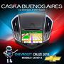 Estereo Dvd Chevrolet Cruze Linea Nueva Caska Gps Ipod Tv