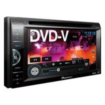 Estereo Dvd Pioneer Avh165 2 Din 6.1 Usb Iphone Rca Itunes
