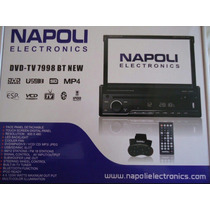 Dvd Napoli Dvd-tv7998bt Usb /bluetooth / Tv / 7