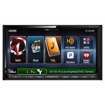 Kenwood Dnx772bh Bluetooth Navegador Gps Garmin Dvd Mp3
