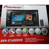 Estereo Dvd Pioneer Usb, Ipod, Android, Doble Din