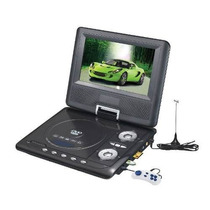 Reproductor Dvd Portatil 9.8 Juegos Lcd Tv Lee Todo Usb Sd