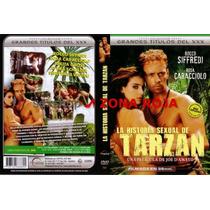 Sexshop Tarzan, La Historia Sexual - Sex Shop - Dvd Xxx