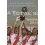Dvd River Campeón Copa Sudamericana 2014