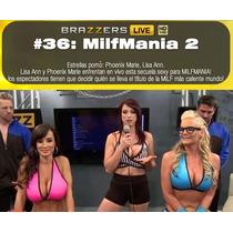 Video Xxx Brazzers Live 36: Milfmania 2