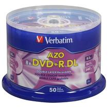 Dvd+r Virgen Dual Layer Verbatim Ideal Juego Xbox 360 Mkm003