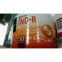 Discos Dvd-r Sony Bulk X 50 Unidades Oferta