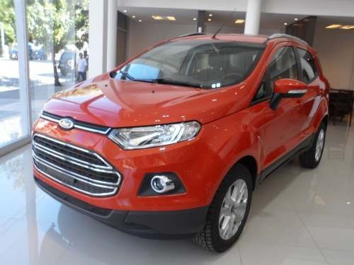 Ecosport 2014. Financiacion Directamente De Fabrica. Gh
