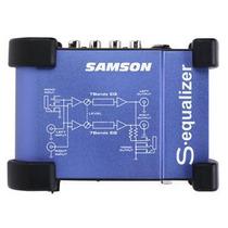 Samson S-eq Equalizer Grafico Ministereo 7bandas Instrumento