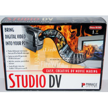 Capturadora Pinnacle Studio Dv Firewire 1394 Pci